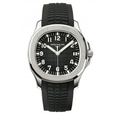 Patek Philippe Aquanaut Automatic Black Dial 5167A-001