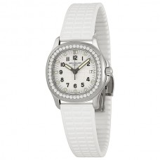 Patek Philippe Aquanaut Luce Pure White Ladies 5067A-011