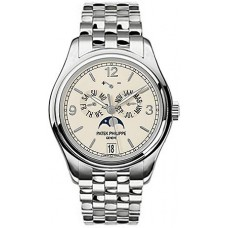 Patek Philippe Complicated Annual Calendar 18kt White Gold 5146-1G