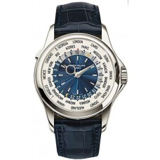 Patek Philippe Complications Automatic GMT Blue and Dial 5130P-020