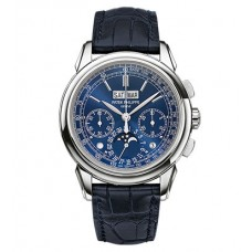 Patek Philippe Grand Complication Blue Dial Chronograph 5270G-019