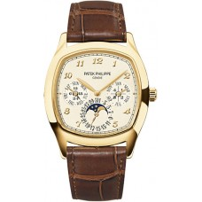 Patek Philippe Grand Complications Mechanical Cream Dial 5940J-001