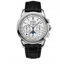 Patek Philippe Grand Complications Silver Dial 18K White Gold 5270G-013