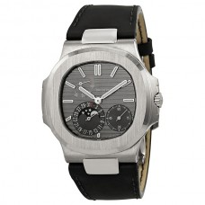 Patek Philippe Nautilus Automatic Moonphase Slate Grey Dial 5712G/001