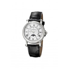 Patek Philippe Perpetual Calendar Black Leather Automatic 5059P