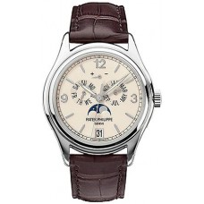 Patek Philippe Complicated Annual Calendar 18kt White Gold Automatic 5146G