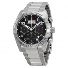 Tudor Fastrider Chronograph Black Dial Stainless Steel 42000-95730 Replica Watch